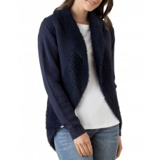 Gordon Smith Women Waterfall Knit Jacket Assorted Size L lifestyle CGYCIRM - 50% Acrylic 50% Polyester