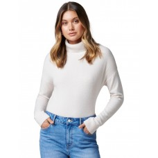 Forever New Women's Kendall 100% Cashmere Sweater Cream The Top Selling MEJMGWE - 100% Cashmere