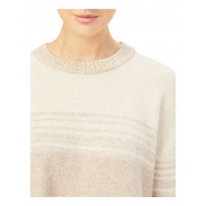 French Connection Women Ombre Stripe Knit Assorted Best JAIWFOY - 30% Acrylic 20% Polyester 27% Nylon 3% Spandex
