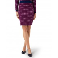 Review Women's Love Bloom Knit Skirt Navy Exercise Collection QDVUDUD - Main: 63% Viscose 37% Nylon