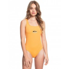 Quiksilver Womens Womens Classic One-Piece Swimsuit CHAMOIS Big Stomachs Clearance Sale YYQZMPJ - 82% Polyamide 18% Elastane