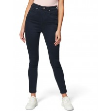 Forever New Women's Olivia High Rise Sculpting Crop Jean Navy HBNSEND - 75% Cotton 13% TENCEL™️ Lyocell Fibres 9% Rayon 3% Spandex