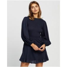 Girl's Hilur Mini Dress Atmos&Here Navy Collection GGUDOCW
