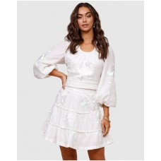 Girl's Dreamscape Top Ministry of Style Ivory high quality PYTFXGR