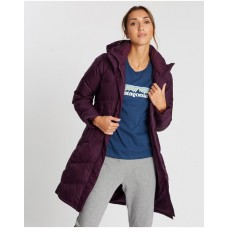 Girl's Down With It Parka Patagonia Deep Plum outfits GBDYKNQ