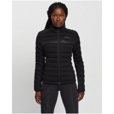 Women's Ignition Insulation Jacket 2XU Black & Black Reflective Extreme cold The Most Popular CONXXJT
