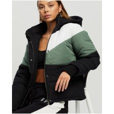 Women's Phoenix Panel Puffer All About Eve BLACK Arctic Lowest Price IELBNLN