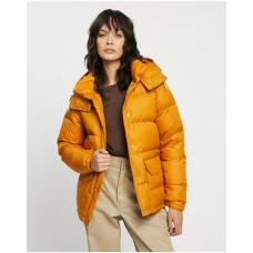 Women's Sierra Down Parka - Women's The North Face Citrine Yellow in new look UCVYTCY
