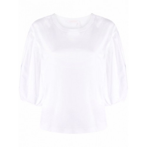 Clothing SEE BY CHLOÉ Baloon Sleeves Top spring 2021 843460905 TFFZQNK
