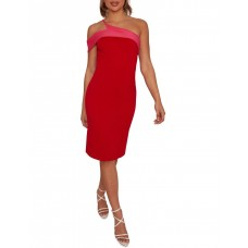 Chi Chi London Women's Christie Dress Red stores JLONMPN - 100% Polyester