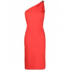 Clothing GIVENCHY One-shoulder Midi Dress Business Casual fashion guide 848015018 SAZEPEW
