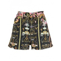 Women's Clothing VERSACE JEANS COUTURE Cotton Shorts  831920541 SBYTPQU