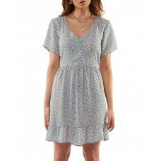 All About Eve Womens Mischa Dress Assorted Casual PCIKWBO - 100% Polyester