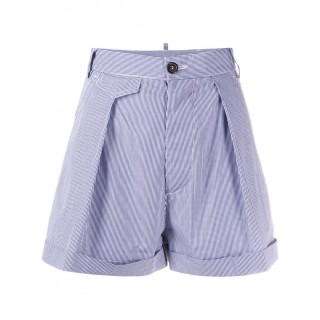 Women's DSQUARED2 Cotton Shorts Casual 843212876 VFLRWTS