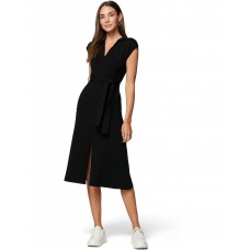 Forever New Women's Mari Collar Fit and Flare Knit Dress Black Trends 2021 TGTLDMG - 72% Viscose 28% Polyester